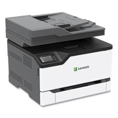 Lexmark™ CX431adw MFP Color Laser Printer, Copy; Print; Scan