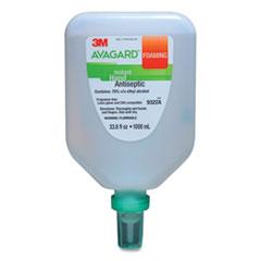 3M™ Avagard Instant Antiseptic Foam Hand Sanitizer, 1000 mL Wall Mount Bottle