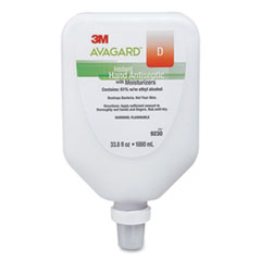 3M™ Avagard D Antiseptic with Moisturizers Instant Gel Hand Sanitizer, 1000 mL, Wall Mount Bottle