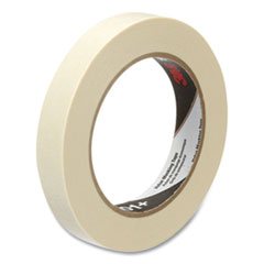 "3M™ Value Masking Tape 101+, 3"" Core, 0.70"" x 60 yds, Tan, 12/Pack"