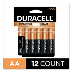 CopperTop Alkaline AA Batteries, 12/Pack