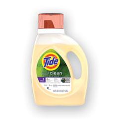 Tide® PurClean Liquid Laundry Detergent, Honey Lavender, 32 Loads, 46 oz Bottle