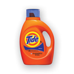 Liquid Laundry Detergent, Original Scent, 64 Loads, 92 oz Bottle, 4/Carton