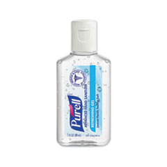 PURELL® Advanced Hand Sanitizer, 1 oz Flip Cap Bottle, Clean, 72/Carton