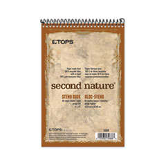 TOPS(TM) Second Nature® Recycled Notebooks