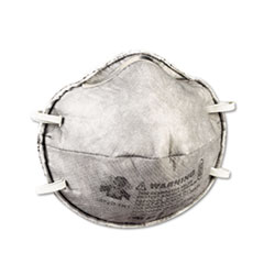 3M™ R95 Particulate Respirator w/Nuisance-Level Organic Vapor Relief, 20/Box
