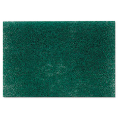 "Scotch-Brite™ PROFESSIONAL Commercial Heavy Duty Scouring Pad 86, 6"" x 9"", Green, 12/Pack, 3 Packs/Carton"