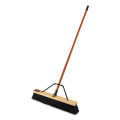 Rubbermaid® Commercial Push Brooms
