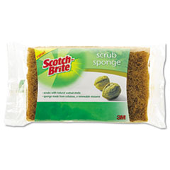 Scotch-Brite™ Natural Fiber Scrub Sponge Thumbnail