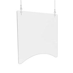 deflecto® Hanging Barrier