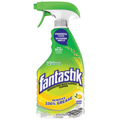 Fantastik® Disinfectant Multi-Purpose Cleaner Lemon Scent