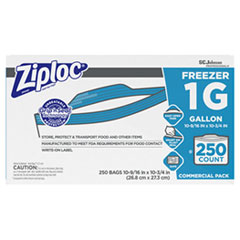 Ziploc® Zipper Freezer Bags