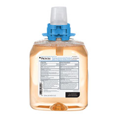 PROVON® Foaming Antimicrobial Handwash with Moisturizers, Light Fruity Scent, 1250 ml Refill, 4/Carton