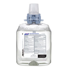 PURELL® FMX-12 Refill Advanced Foam Hand Sanitizer, 1200 mL, 4/Carton