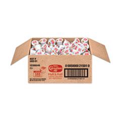 Carnation® Half and Half, 0.304 oz Cups, 180/Carton