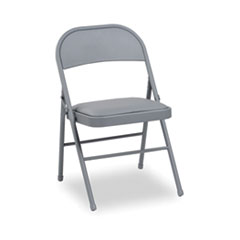 Alera® Steel Folding Chair