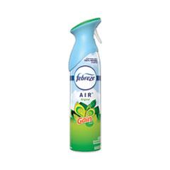 Febreze® AIR, Gain Original, 8.8 oz Aerosol, 6/Carton