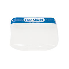 COSCO Face Shield, 8.66 x 0.5 x 12.99, 10/Pack