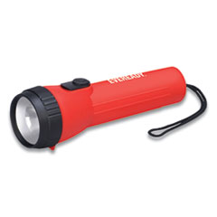 Eveready® Industrial General Purpose LED Flashlight, 2 D (Sold Separately), Red