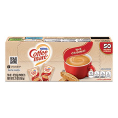 Coffee mate® Original Powdered Creamer, 3g Packet, 50/Box