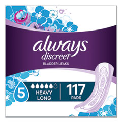 Always® Discreet Incontinence Pads