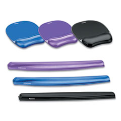 Fellowes® Gel Crystals™ Wrist Supports