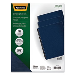 Fellowes® Executive Leather-Like Presentation Cover