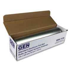 """GEN Standard Aluminum Foil Roll, 12"""" x 500 ft"""