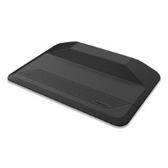 "Fellowes® ActiveFusion Anti-Fatigue Mat, Rectangular; Beveled Edges, 36"" x 24"", Black"
