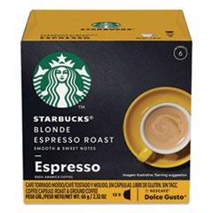 NESCAFÉ® Dolce Gusto® Starbucks Coffee Capsules