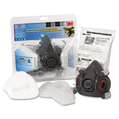 3M™ Half Facepiece Paint Spray/Pesticide Respirator