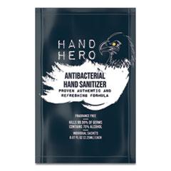 HAND HERO Antibacterial Hand Sanitizer Sachet