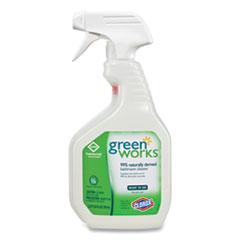 Green Works® Bathroom Cleaner, 24oz Spray Bottle