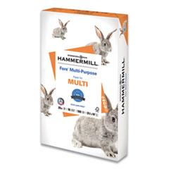 Hammermill® Fore Multipurpose Print Paper, 96 Bright, 20 lb, 8.5 x 14, White, 500/Ream