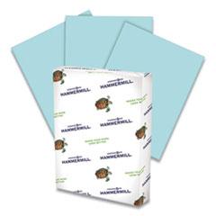Colors Print Paper, 20lb, 8.5 x 11, Blue, 500/Ream