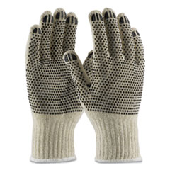 PIP PVC-Dotted Cotton/Polyester Work Gloves