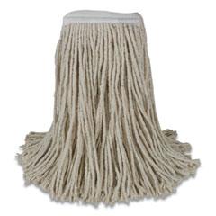 O'Dell® Economy 53 Series Mop Head, 16 oz, Cotton, Natural