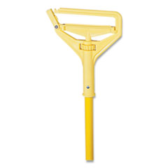 """O'Dell® Quick Change Mop Handle. 60"""", Plastic, Yellow"""
