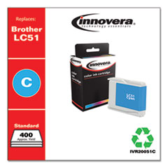 Innovera® 20051, 20051C, 20051M, 20051Y Inkjet Cartridge