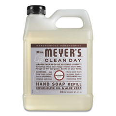 Mrs. Meyer's® Clean Day Liquid Hand Soap, Lavender, 33 oz, 6/Carton