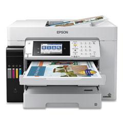 Epson® WorkForce ST-C8000 Color MFP Wide-Format Supertank Printer
