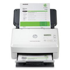 HP ScanJet Enterprise Flow 5000 s5 Sheet-Feed Scanner, 600 dpi Optical Resolution, 80-Sheet Duplex Auto Document Feeder