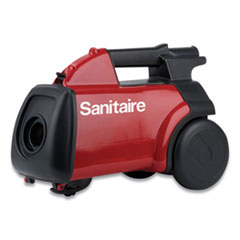 Sanitaire® EXTEND Canister Vacuum SC3683D, Red