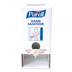 PURELL® Quick Tabletop Stand Kit, Includes Two NXT Refills Advanced Gel Hand Sanitizer, 1,000 mL