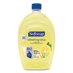 Softsoap® Liquid Hand Soap Refill, Fresh Citrus, 50 oz Bottle