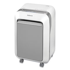 Powershred LX210 Micro Cut Shredder, 16 Manual Sheet Capacity, White