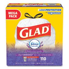 Glad® OdorShield® with Febreze