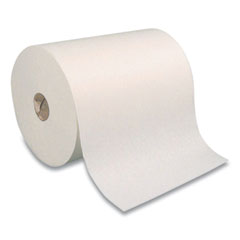"Coastwide Professional™ Hardwound Paper Towels, 7.87"" x 800 ft, White, 6 Rolls/Carton"