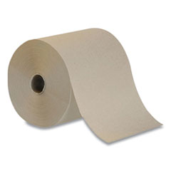 """Coastwide Professional™ Recycled Hardwound Paper Towels, 7.87"""" x 800 ft, Natural, 6 Rolls/Carton"""