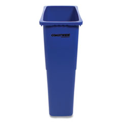 Coastwide Professional™ Slim Open Top Trash Can